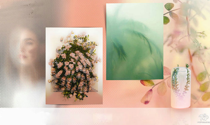 2016春夏印花与图案主题预测--优雅